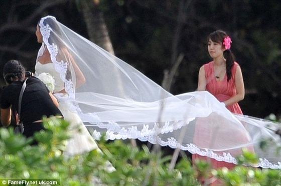 hiitazeのブログ 【画像あり】バトン、道端ジェシカさんとの結婚