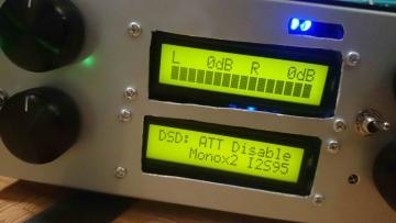 DSD512動作時