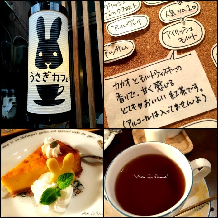 うさぎカフェ1
