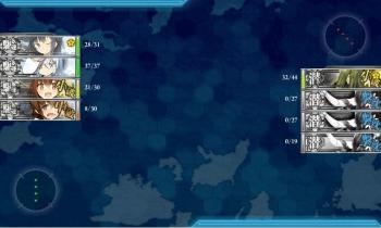 1-5新編第六駆逐隊対潜哨戒