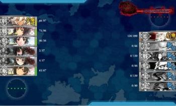 4-5-M ボス戦7戦目夜戦終了