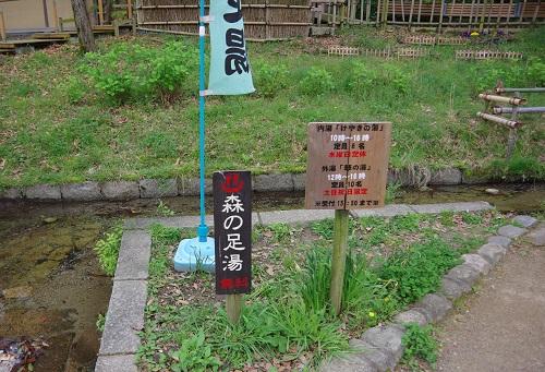 0019森の足湯