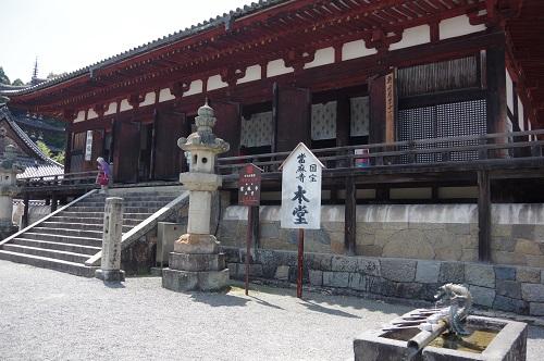 0038當麻寺本堂