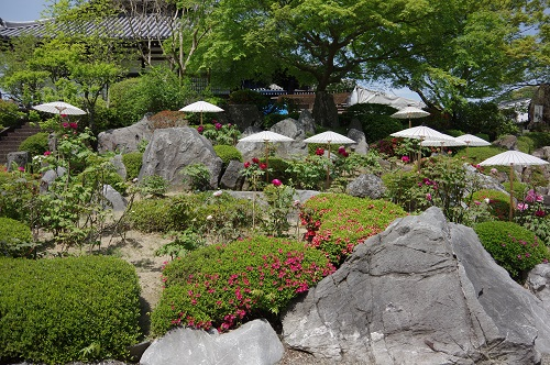 0062當麻寺奥院浄土庭園