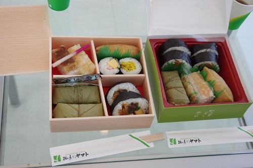 0022柿の葉寿司