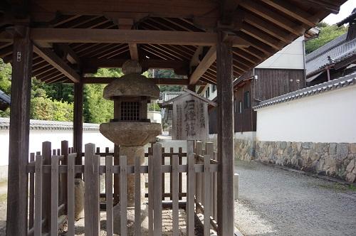 0176當麻寺石燈籠