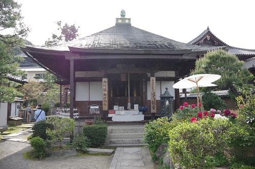 0182當麻寺中之坊本堂