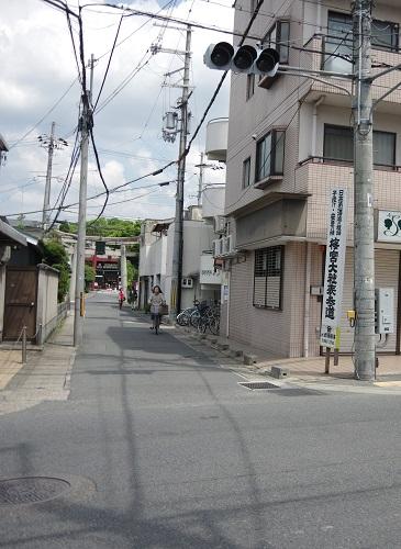 0010梅宮大社 参道交差点