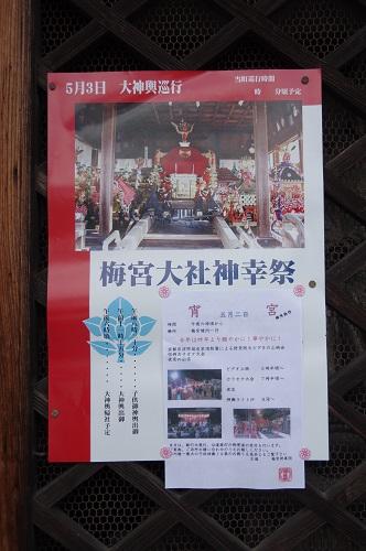 0016梅宮大社 神幸祭