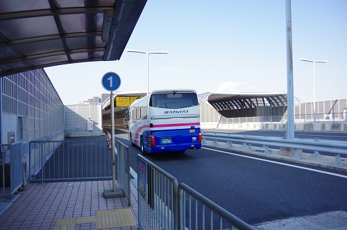 0313高速舞子バス停