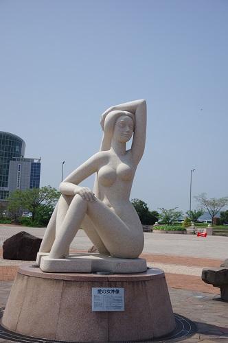0012愛の女神像