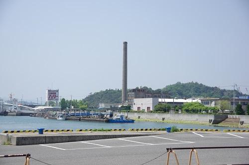 0036巨大煙突
