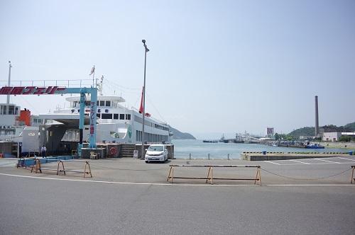 0037四国フェリー高松行