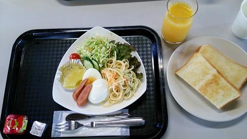 3207つつじ荘朝食