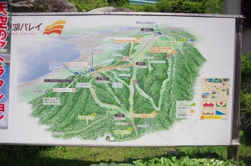 0014琵琶湖バレイ蓬莱山地図