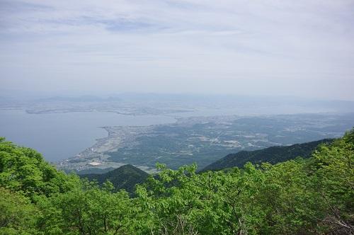0146琵琶湖を見ながら