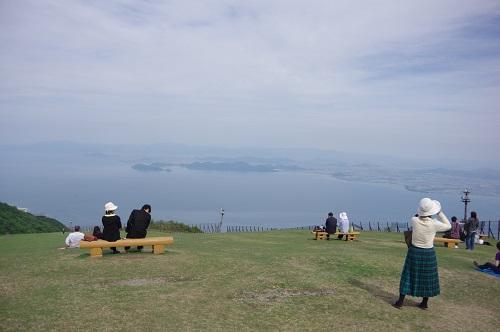0168蓬莱山下山