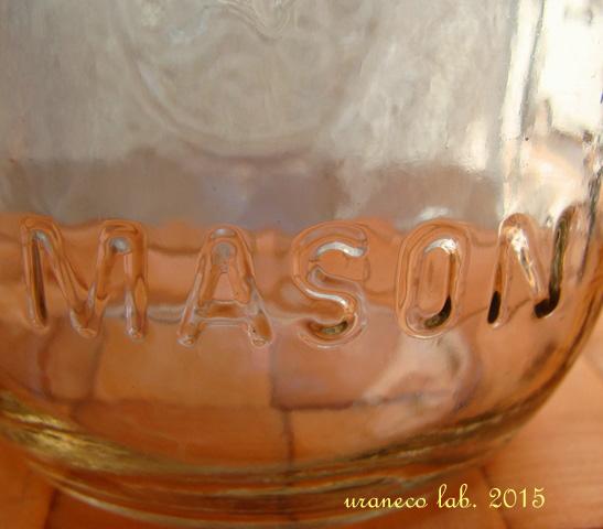 1月10日Mason Jar2