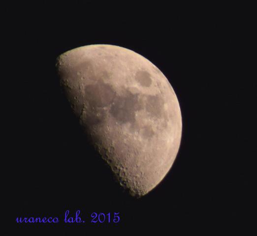 3月29日春の月