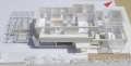 岩切の家ラフ模型2階