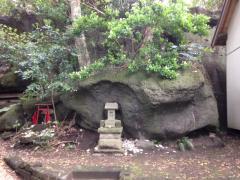 ヒプノセラピー スピリチュアルライフ 南海鉈切神社 磐座