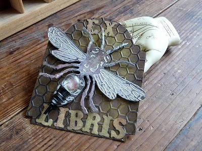 蔵書票(Exlibris)