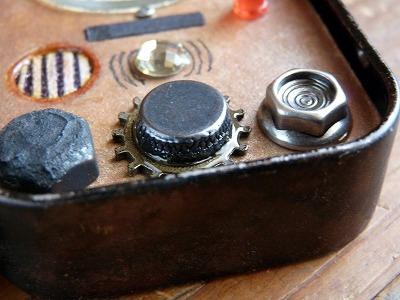 steampunk Farnsworth(画像通信装置)