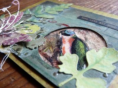 カード「nature」