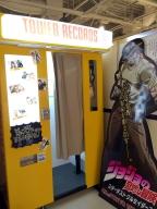 渋谷タワーレコード・ジョジョコラボ展5
