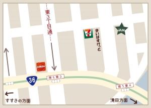 大通東店地図