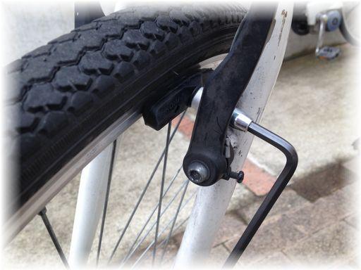 20150222自転車ブレーキ修理5