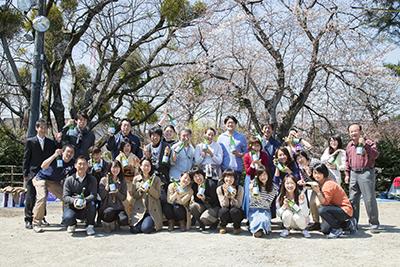3/28(土)日本酒贈呈式Report!