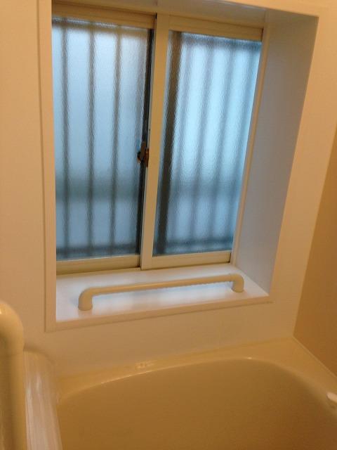 浴室改修工事写真