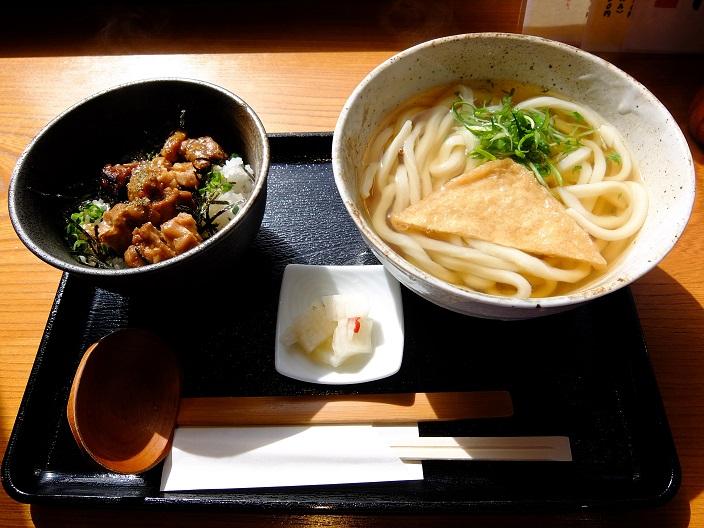 鶴々定食1