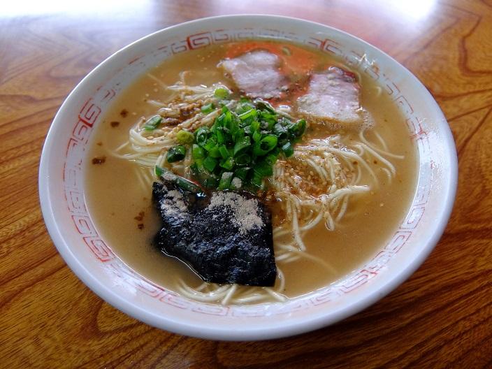 ふくみや食堂ラーメン1