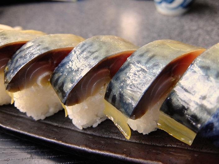 萬松鯖寿司1