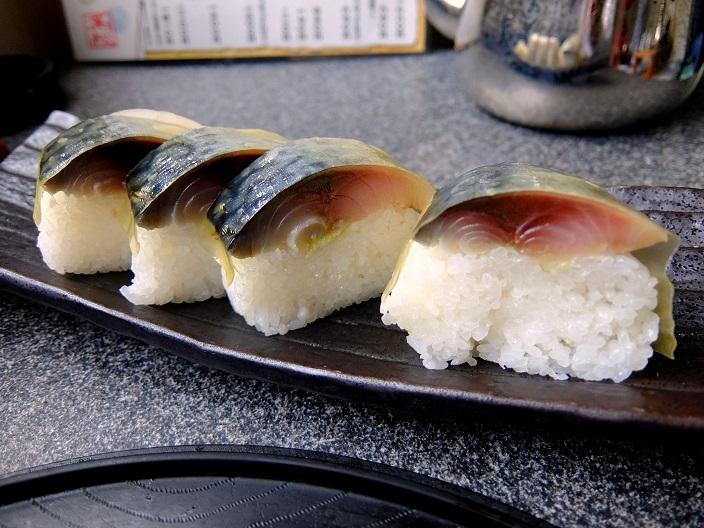 萬松鯖寿司3