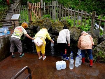 京極町名水4