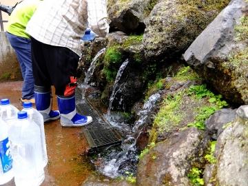 京極町名水5