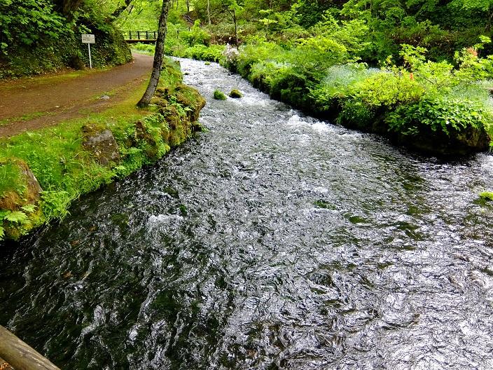京極町名水2