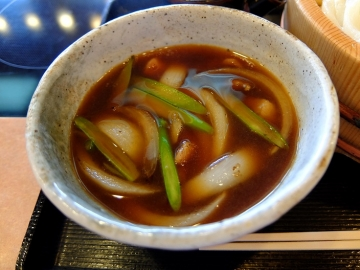 衆楽つけ麺3
