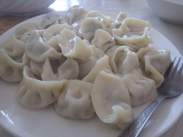 カシュガルのお昼ごはん!中華! (5)