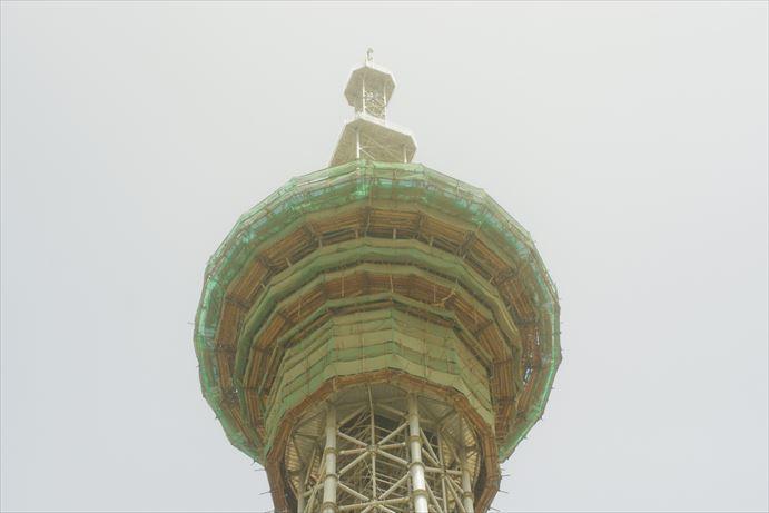 タワー(工事中) (2)