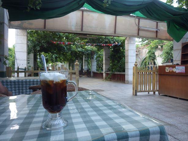 トルファン賓館のカフェ (3)_R
