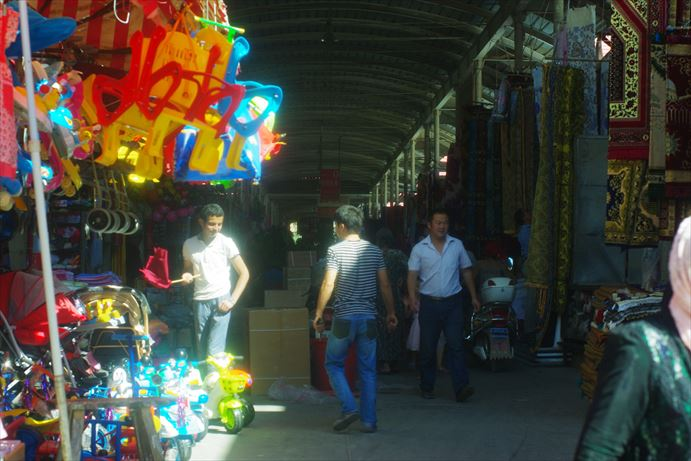 カシュガルサンデーマーケット (6)