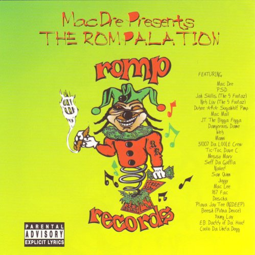 Mac_Dre_-_Mac_Dre_Presents_the_Rompalation,_Volume_1