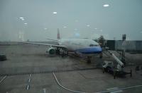 中華航空CI116便150208