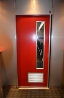 特急ハウステンボスの車内ドア150209