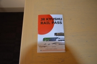 JR KYUSHU RAIL PASS150208