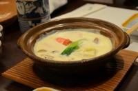 豆乳鍋150209